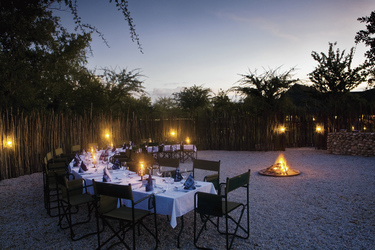 Bush Camp, Boma