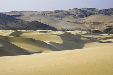 Weite Landschaft Namibias