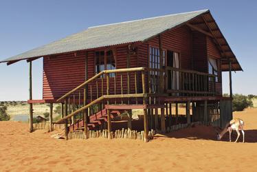 Dune Chalet