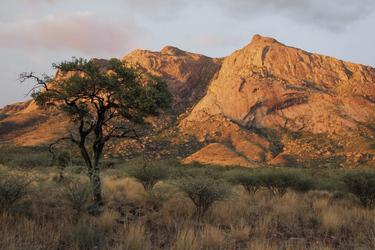 Im Erongo Gebirge