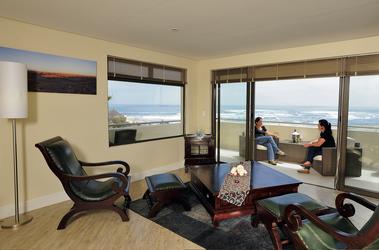Beste Aussicht vom Luxus-Apartment