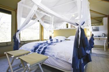 Bush Camp, Zimmerbeispiel