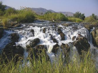An den Epupa Falls
