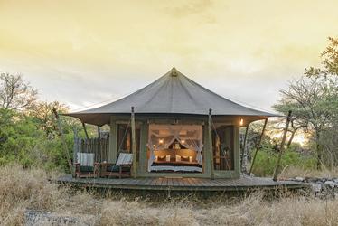 Tented Camp, ©David Rogers