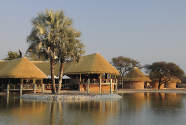 Onguma Bush Camp