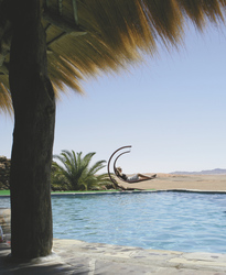 Der schönste Ausblick der Namib Wüste