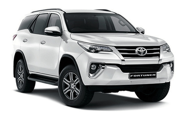 Kat. A, Toyota Fortuner 4x4