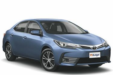 Gruppe D (IDAR), Toyota Corolla