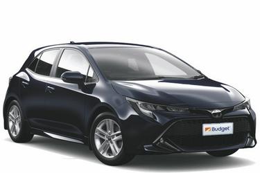 Gruppe C (CDAR), Toyota Corolla
