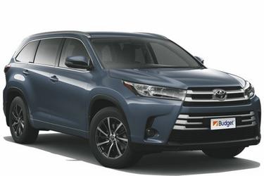 Gruppe F (FFAR), Toyota Highlander AWD o.ä.