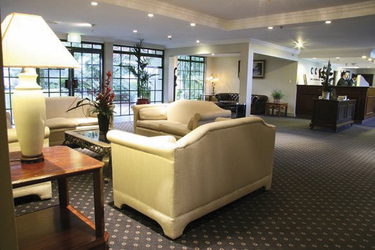 Exzellentes Hotel in bevorzugter Lage