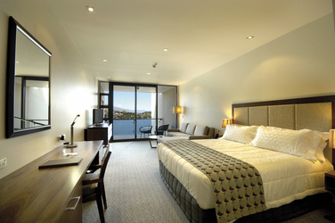 Zimmer mit Seeblick