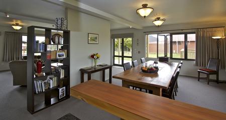 Speisezimmer & Lounge