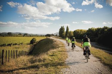 Fahrradtour in Napier