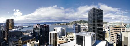 Ausblick vom Hoteldach