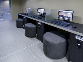 Gäste-PC im Internetkiosk