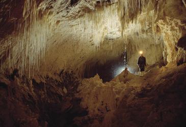 Höhle auf der Nordinsel