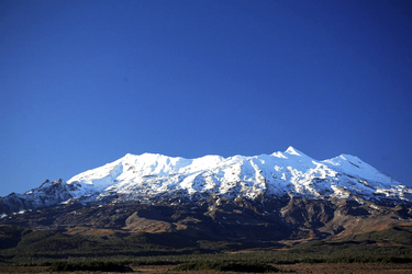 Mt. Ruapehu Crater Walk