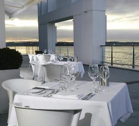 Hilton Hotel Restaurant
