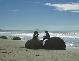 Moeraki Boulders - Südinsel