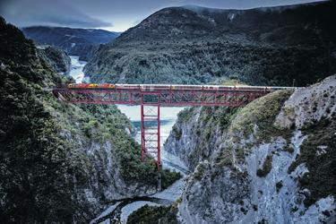 Es geht auch über Brücken