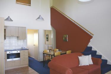 Glenfern Villas Wohnraum
