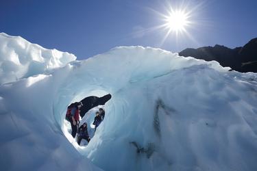 Am Fox Gletscher