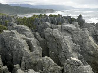 Pancake Rocks von Punakaiki