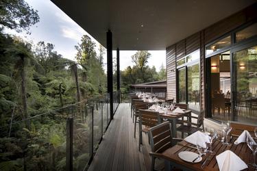 Te Waonui Canopy Restaurant