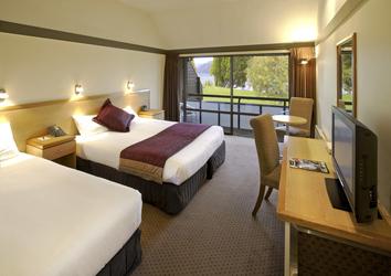 1-Schlafzimmer-Suite