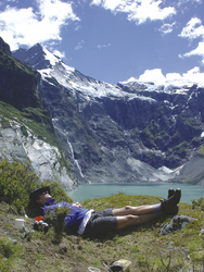 Erholung in den Bergen, ©Southern Lakes