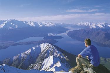 Grandioser Ausblick, ©Southern Lakes
