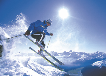 Ski fahren in Neuseeland