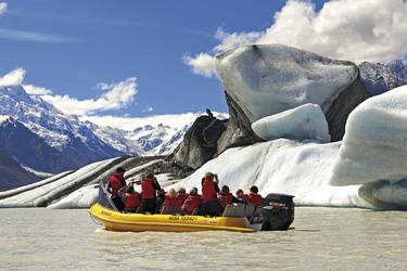 Eisberg hautnah, ©Hermitage Hotel Image Library
