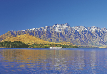 Lake Wakatipu Queenstown