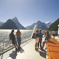 Scenic Cruise, Milford Sound