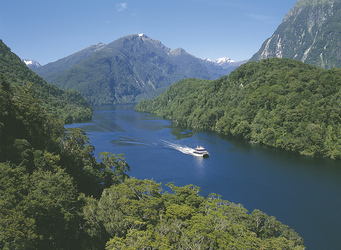 Commander Peak, Doubtful Sound