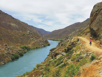 Clutha River & Roxborough Dam