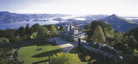 Neuseelands einziges Schloss