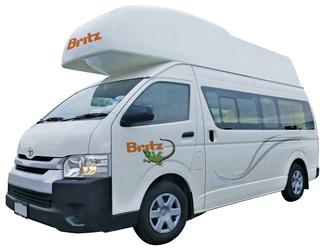 Britz HiTop | Britz Voyager Campervans