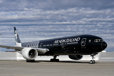 Air New Zealand, ©the Boeing Company