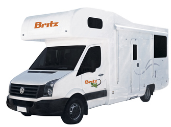 Britz Explorer Motorhome