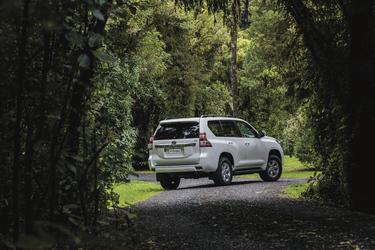 Kat. W, 4WD, Toyota Landcruiser Prado o.ä.