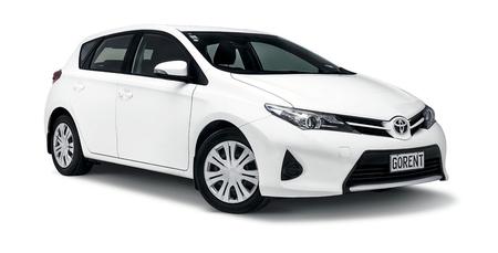 Compact: Toyota Corolla