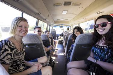 Kleine Gruppe - kleine Busse