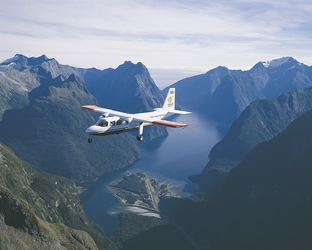 Milford Sound Rundflug