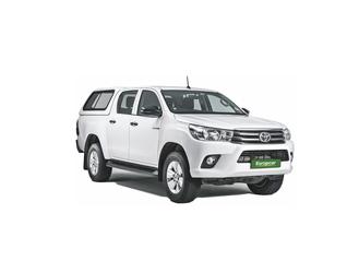 Gruppe W, Toyota Hilux 4x4 o.ä.
