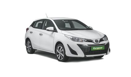 Gruppe D, Toyota Yaris o.ä.