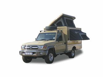 Britz 4WD Orion