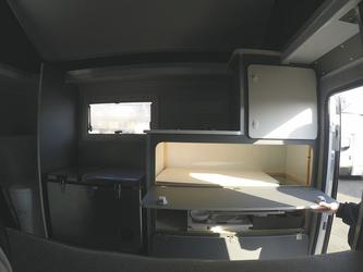 Kühlbox und Staufächer